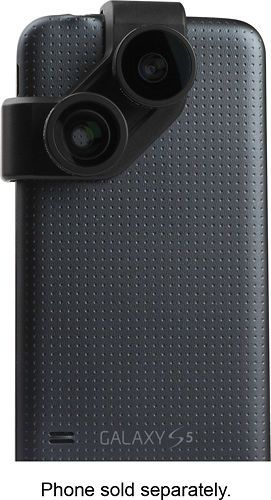 olloclip - 4-in-1 Photo Lens for Samsung Galaxy S 5 Cell Phones ... cb436d7f207