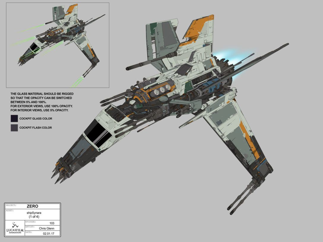 Tmp era archer class u s s locksley by jay seals posted with