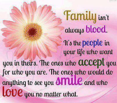 My Family makes me Smile