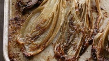 Caramelised witlof