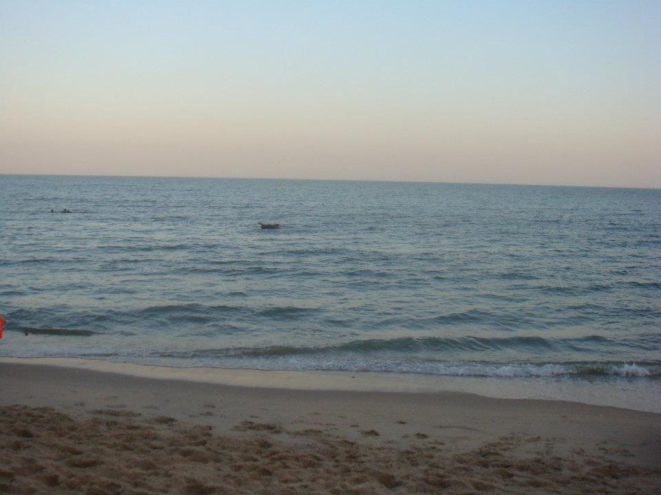 Cha-am beach, Thailand.