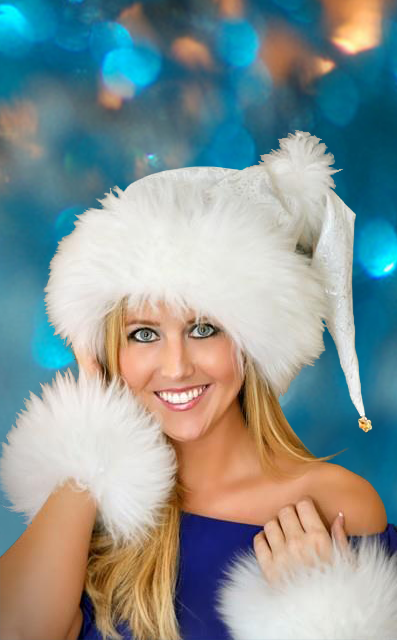 Beautiful Fur Santa Hats By Hohohats Com Reversible Too Holiday Hats Christmas Shopping Millinery Hats