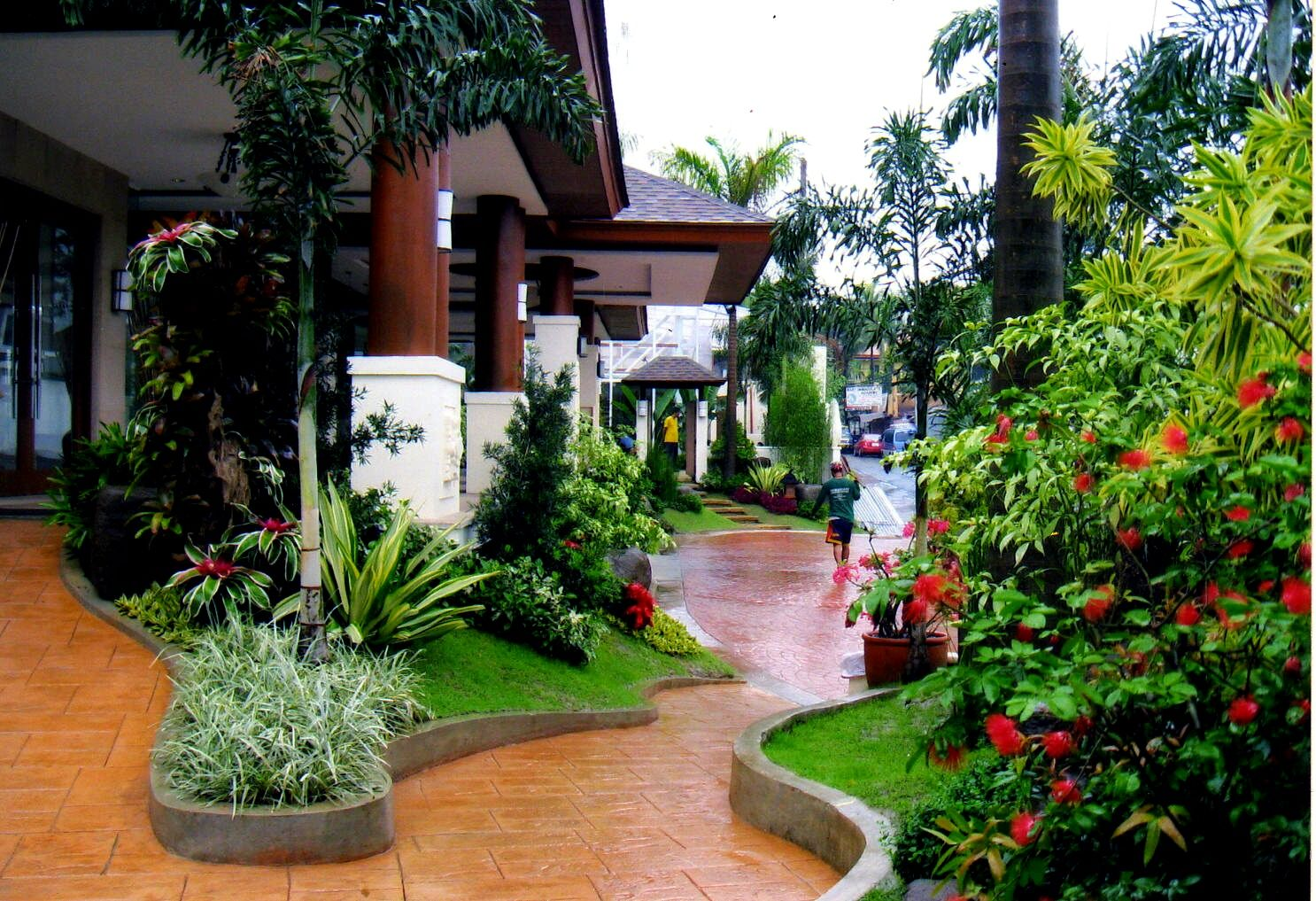 Simple Garden Landscape Design