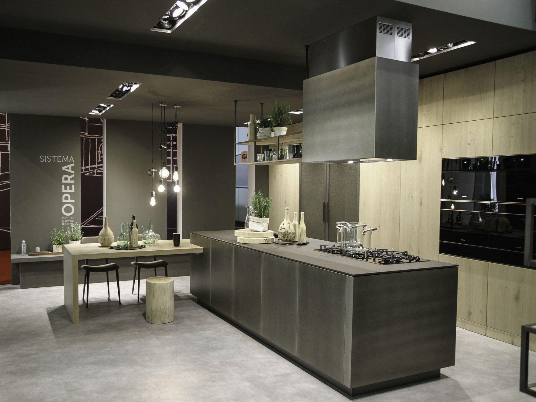 Scarica il catalogo e richiedi prezzi di Opera | cucina con isola By ...