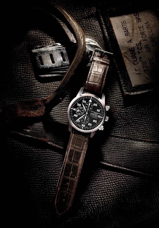 Maurice de Mauriac Zurich Watches - Chronograph Modern