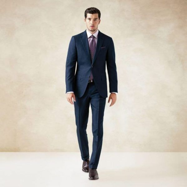 b156743f Ermenegildo-Zegna-Bespoke-Suit (used as basis for Blaise Zabini's ...