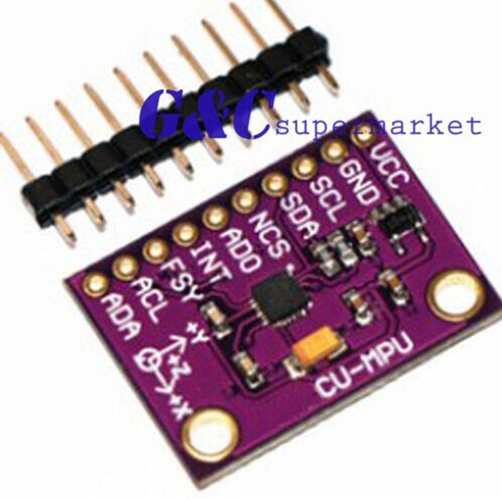 MPU9250 integrated 9DOF nine axis /9 axis attitude