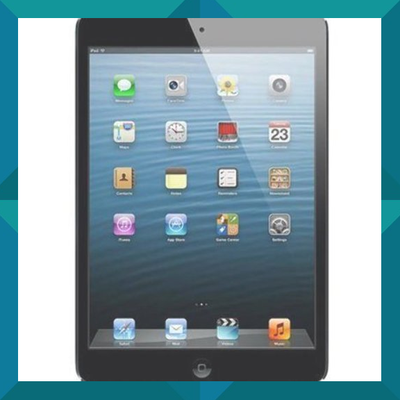 Refurbished Apple Mini 1 Ipad With Wifi 7 9 Inch Touchscreen Tablet Pc Featuring Ios 6 Upgradable To Ios 9 3 5 Bla Ipad Mini Apple Ipad Mini Refurbished Ipad