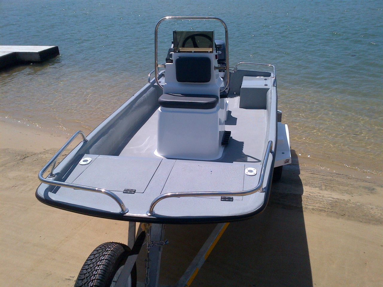 BANDIT 380 | The Boathouse | Utility boat, Boat, Wooden ...