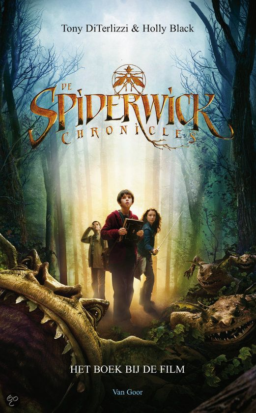 De Spiderwick Chronicles 2008 As Cronicas De Spiderwick Capas