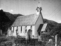 Christ Church, Taita, Lower Hutt