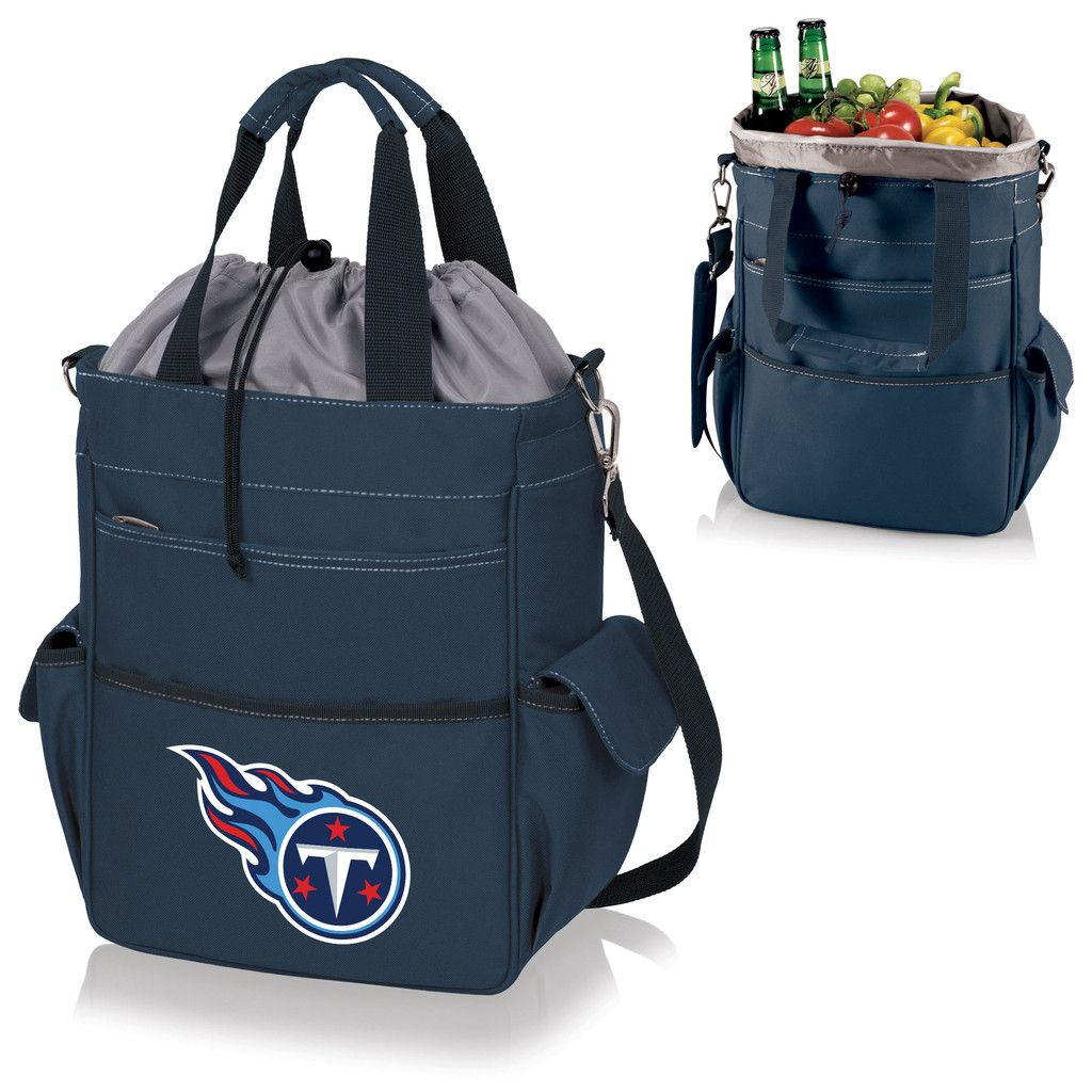 The Tennessee Titans Activo Cooler Tote by Picnic Time