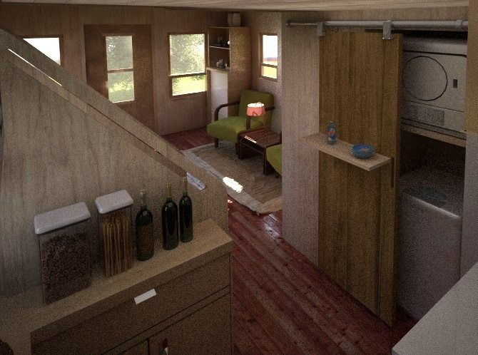four lights tiny house company. Talking To Jay Shafer About Making The Universal House - LifeEdited. Tiny CompanyTiny Four Lights Company .