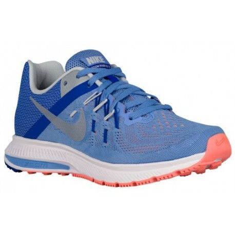Atomic Pink Nike Air Zoom Winflo 2 Nike Air Zoom Winflo 2 - Women's - Running - Shoes - Chalk Blue ...