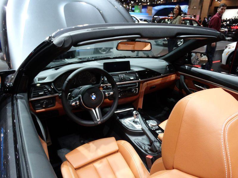Bmw M4 Convertible Interior Bmw M4 Bmw Interior Bmw