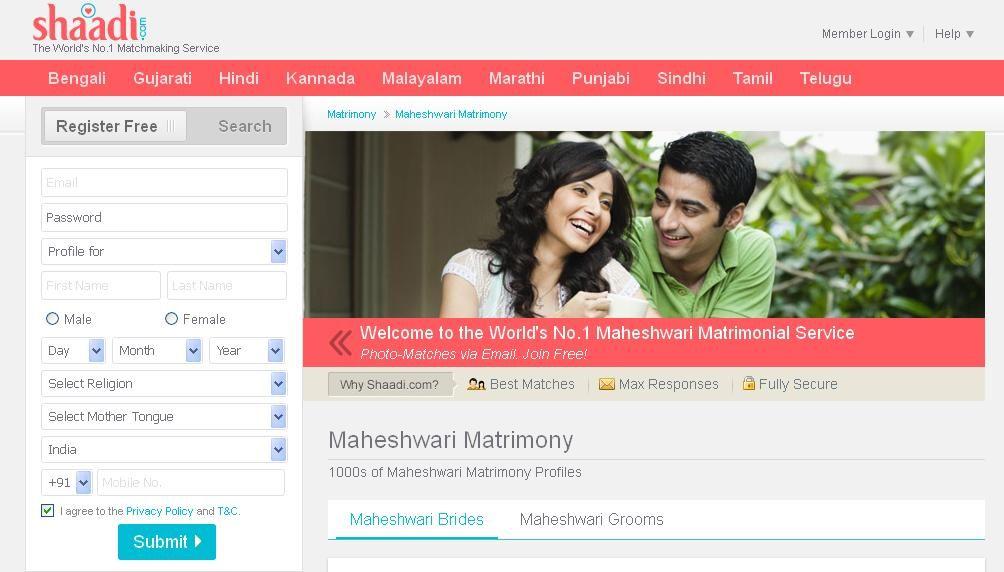 Resolved Bharat Matrimony Poor Assisted Matrimony Service