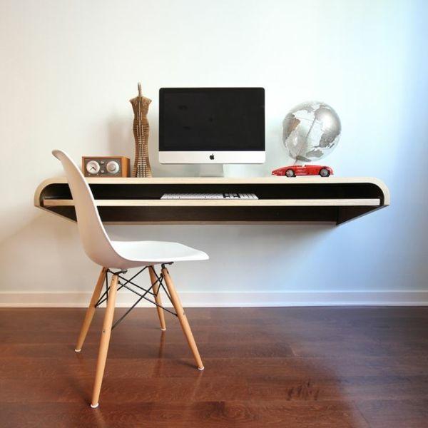 Computertisch modern  Computer tables / Computertische | Möbel | Pinterest | Tables ...