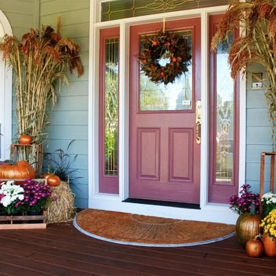 Best 25+ Fall entryway ideas on Pinterest | Fall entryway