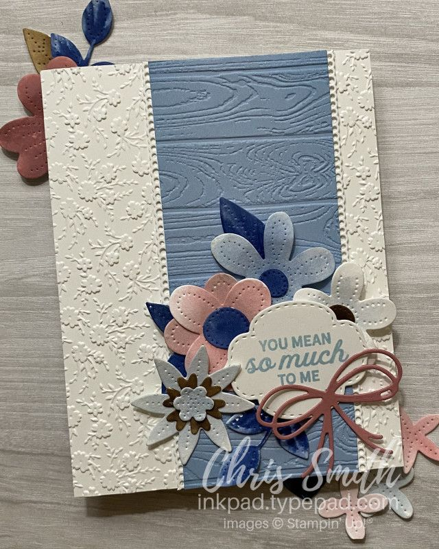 CC826 So much by inkpad - Cards and Paper Crafts a