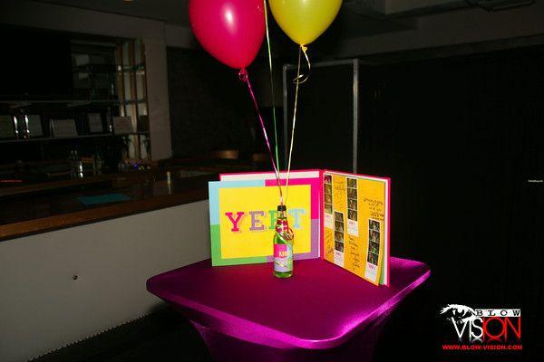 Sweet 16   Pop art theme   Www.prrfectparties.com  Atlanta event planning company