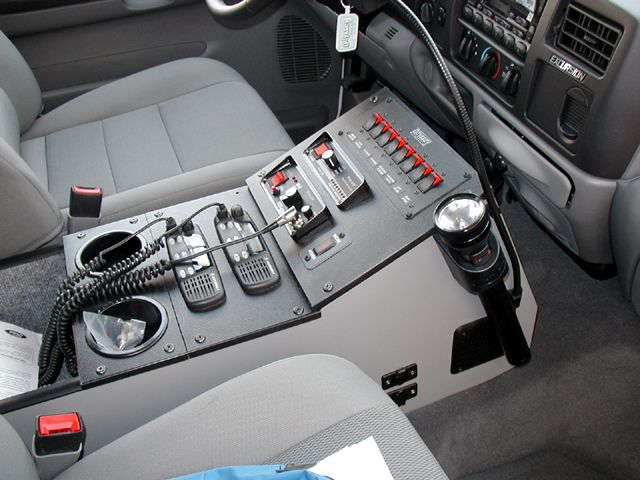 Center consoles ford trucks
