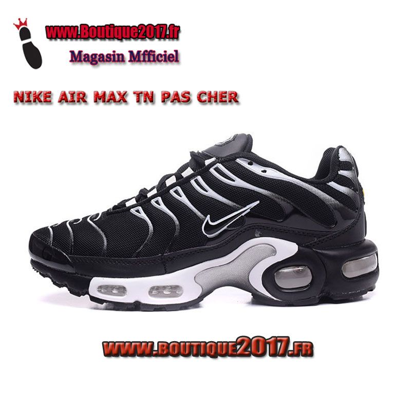 Boutique Nike Air Max Tn Blanc Noir boutique2017