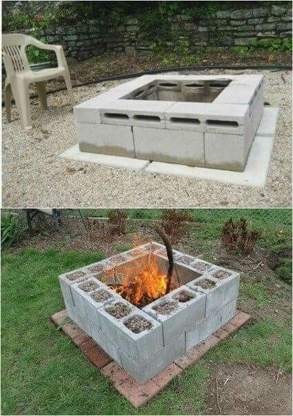 Fire Pit Landscaping, Website, Fire Pit Grill, Easy Fire Pit, Cheap Fire - Pin By Polona Polona On Cottage In 2018 Pinterest Fire Pit
