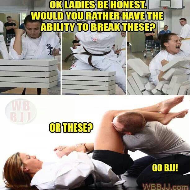 Head Between Her Legs