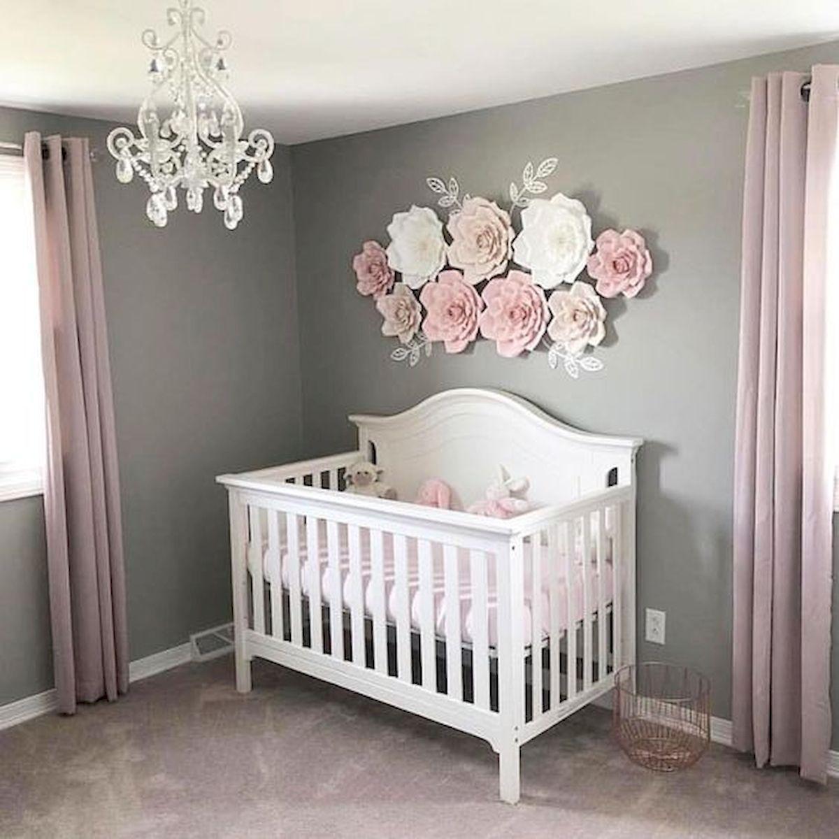 33 Adorable Nursery Room Ideas For Baby Girl Baby Girl Nursery Room Baby Girl Bedroom Baby Girl Room