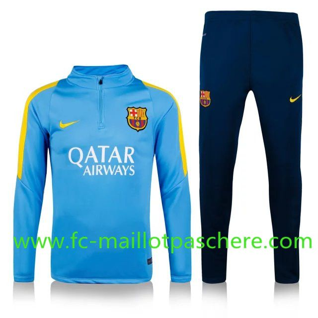 ensemble de foot FC Barcelona vente