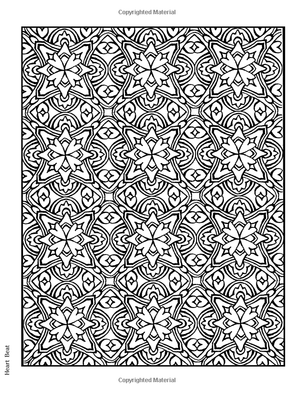 Creative Haven Lotus Designs Coloring Book Creative Haven Coloring Books Alberta Hutchinson Cr Designs Coloring Books Coloring Books Pattern Coloring Pages