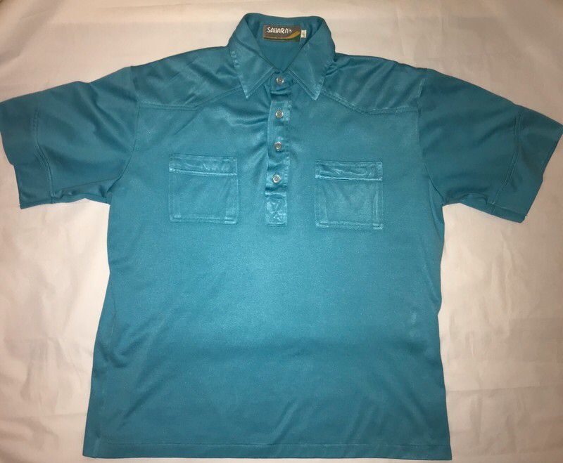6287ae60d4d21 My Sahara Men s Polo Shirt Size Large by Sahara. Size L for   3.00
