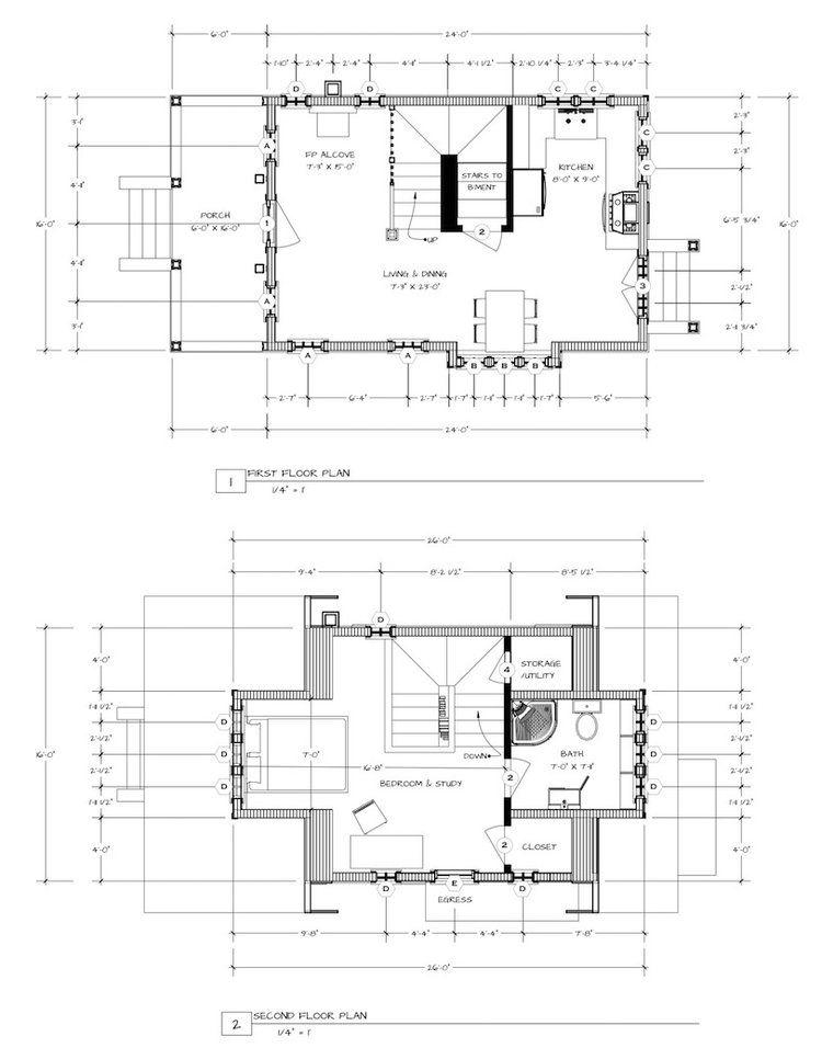 Bungalow Basement Floor Plans