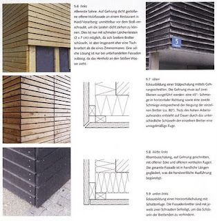 beschreibung aufbau holzfassade detail pinterest inspiration. Black Bedroom Furniture Sets. Home Design Ideas