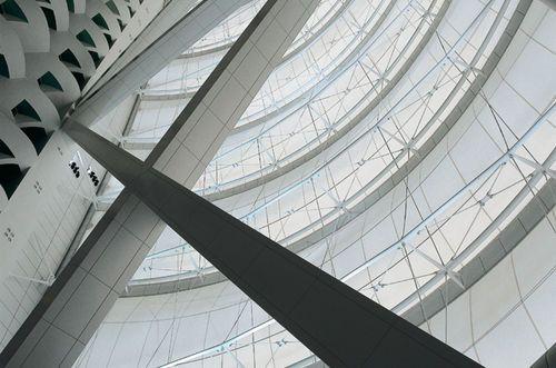PTFE coated fiberglass fabric (for facade cladding) BURJ AL ARAB