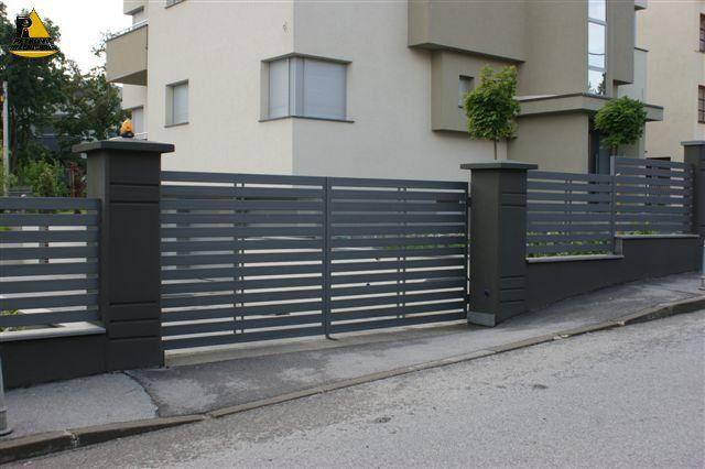 Moderne Ograde Za Stepenište - Google Search | Porodične Kuće