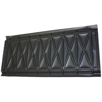 Ridge Closure Vent Foam 1 1 2 High 100 Feet In 2020 Corrugated Metal Roof Metal Roof Vents Metal Roof
