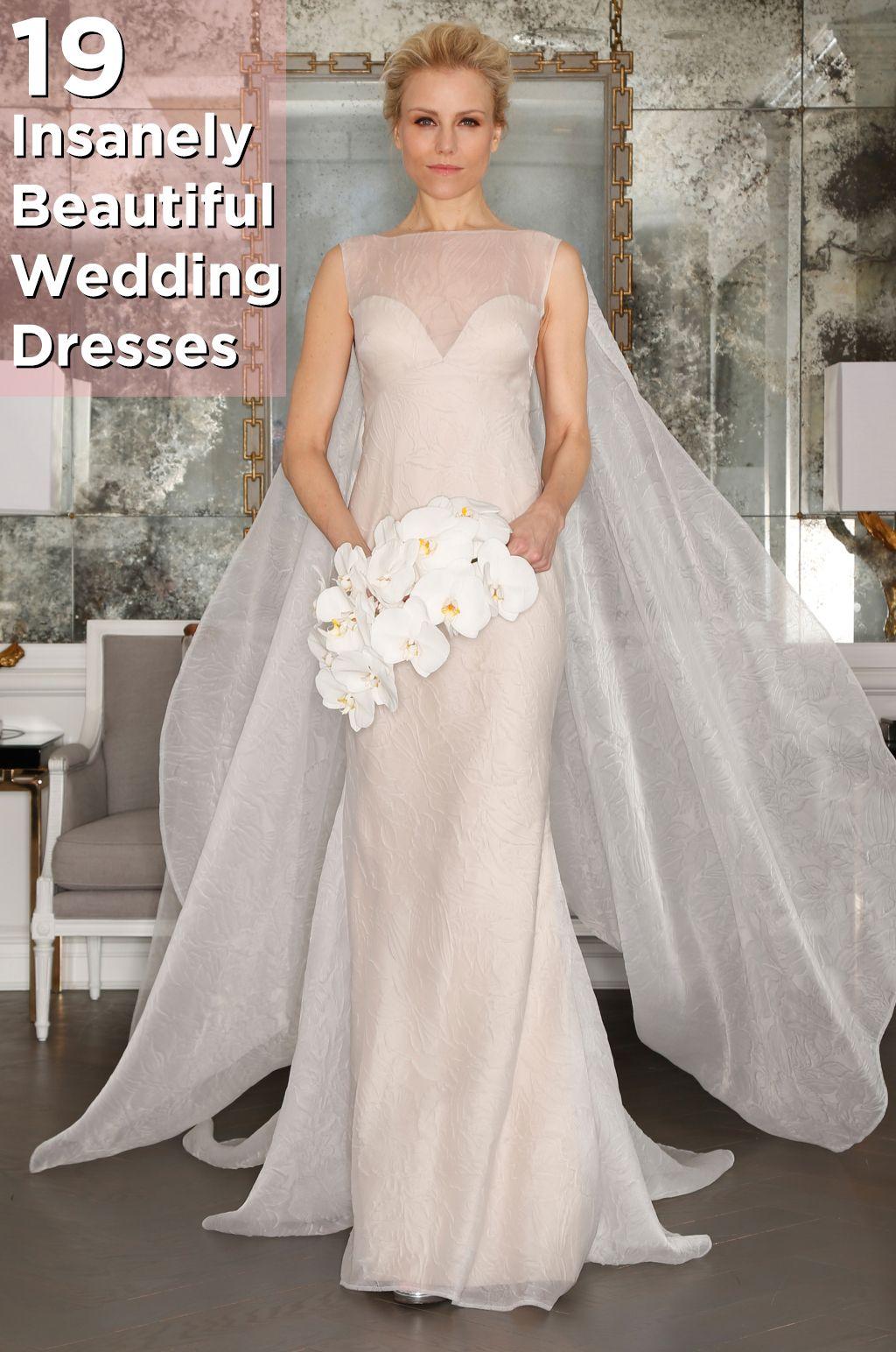 stunning wedding dress ideas wedding daze pinterest romona