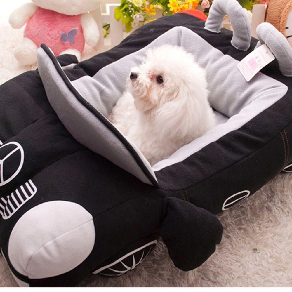 New Fashion Winter Pet Car Bed Kennel Nest Luxury Dog Warm