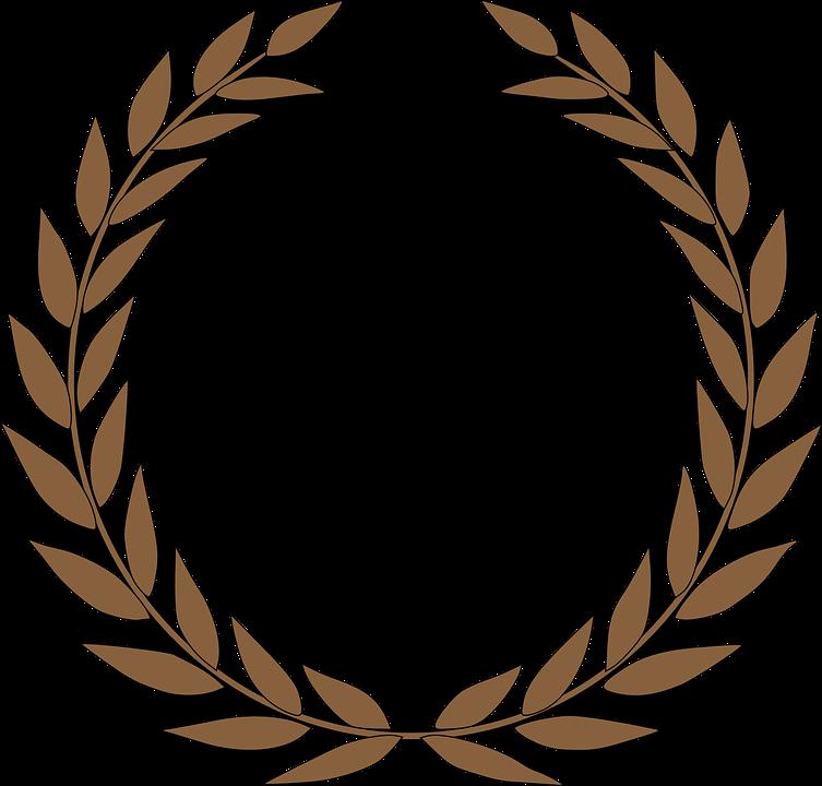 Free Image On Pixabay Laurel Wreath Accolade Winner Wreath Clip Art Olive Wreath Laurel Wreath