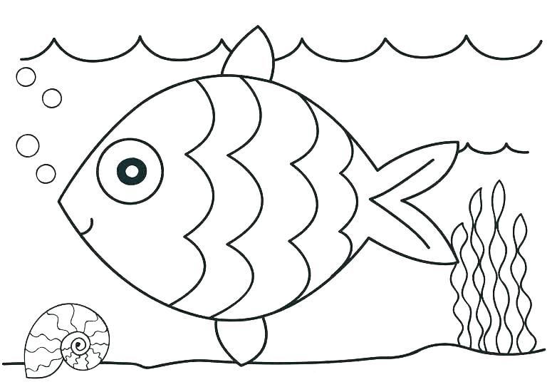 Free Printable Ocean Coloring Pages - Cinebrique
