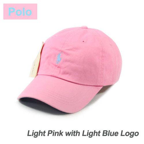 8 99 Light Pink Polo Hat Gorras Sombreros