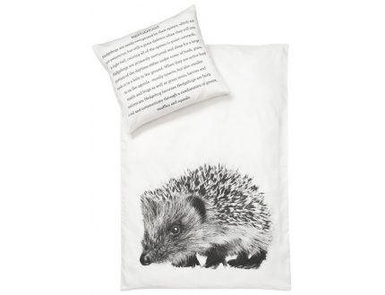Hedgehog Baby Bed Linen