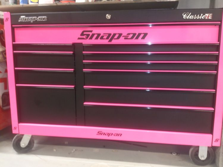 which snap-on toolbox color? [archive] - the garage journal board