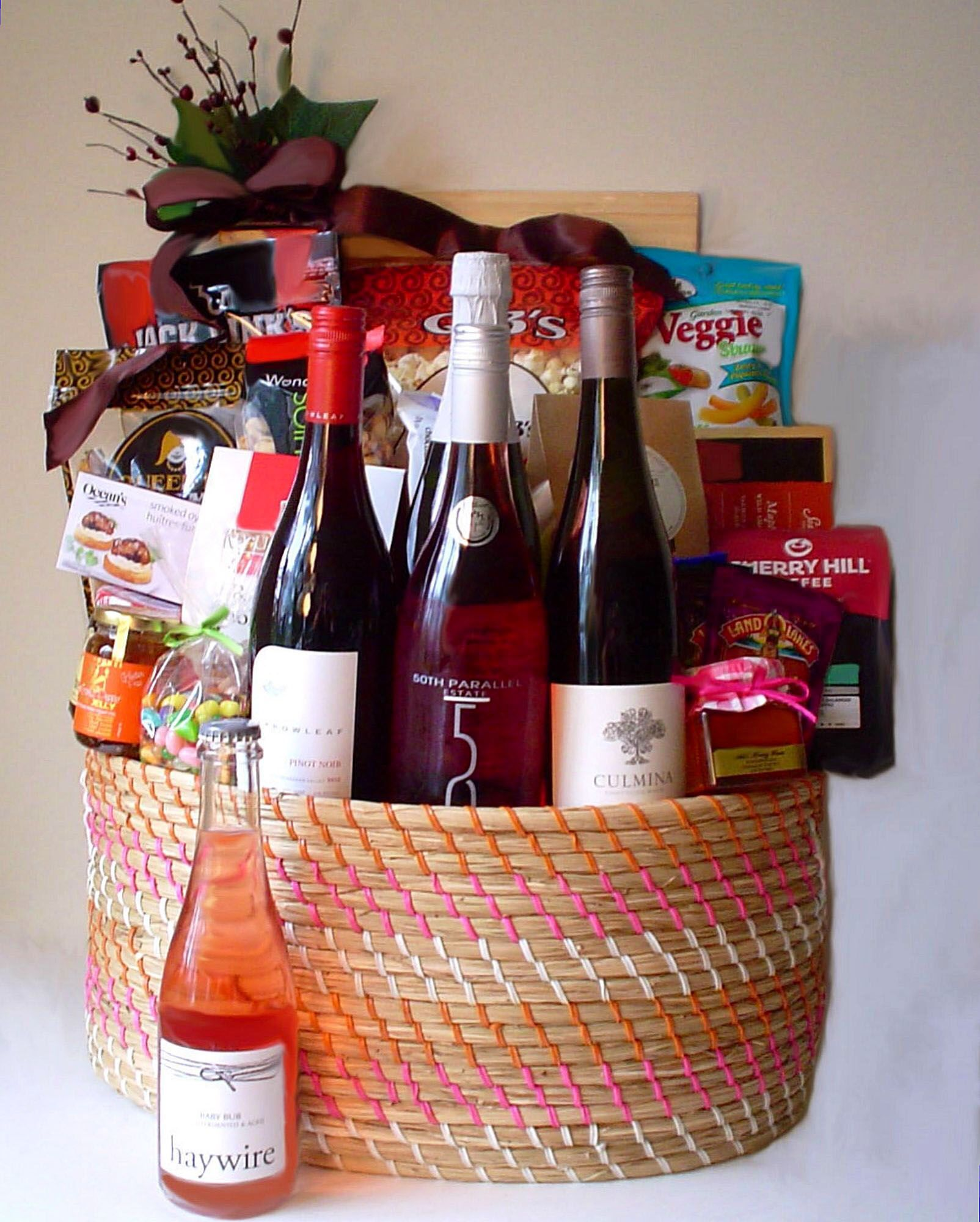 Gift baskets httpwwwpinksharkca
