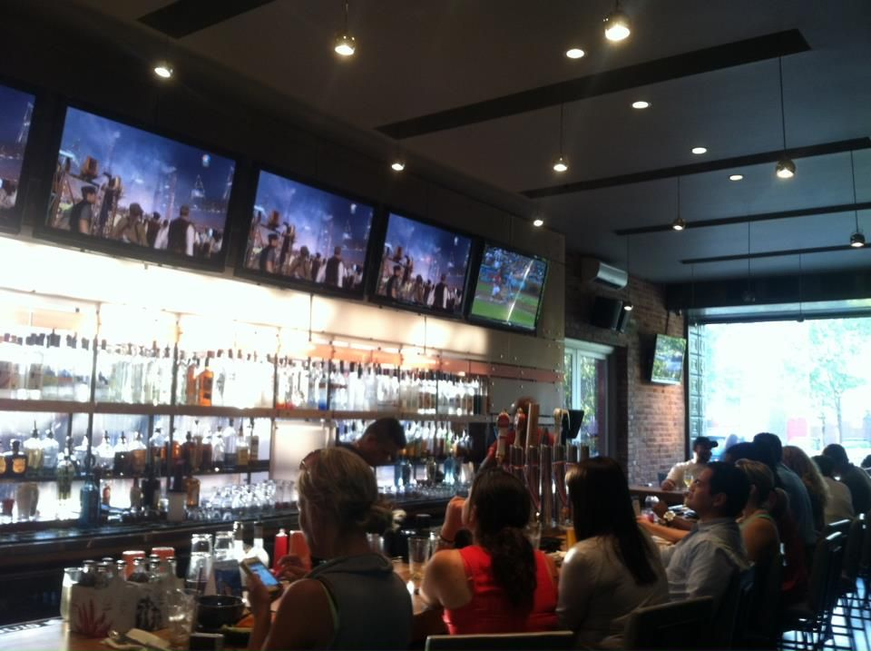 Catch the game at Market bar! #Chicago #sports #NBA #NFL #NHL #MLB