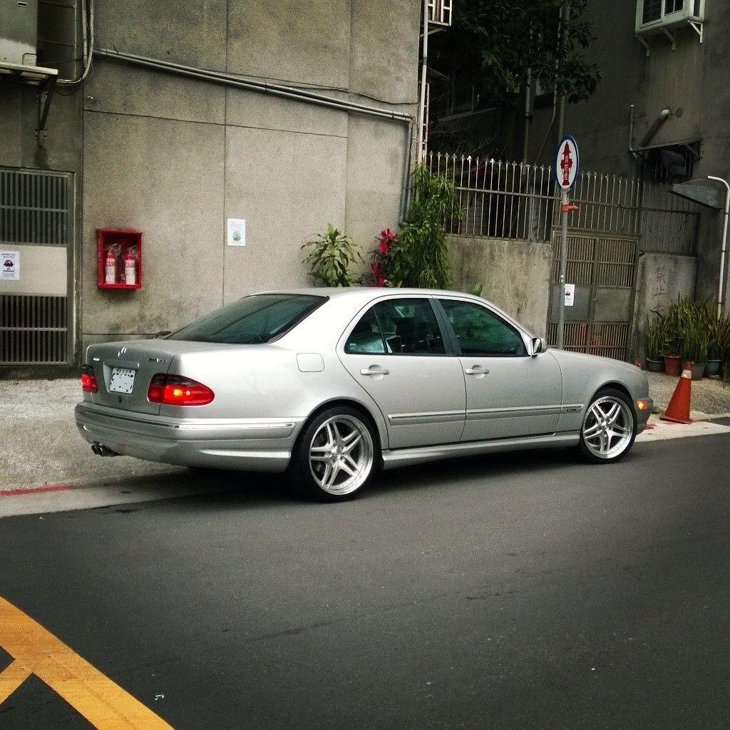 Pin By K. AZ On Mercedes E Class W210