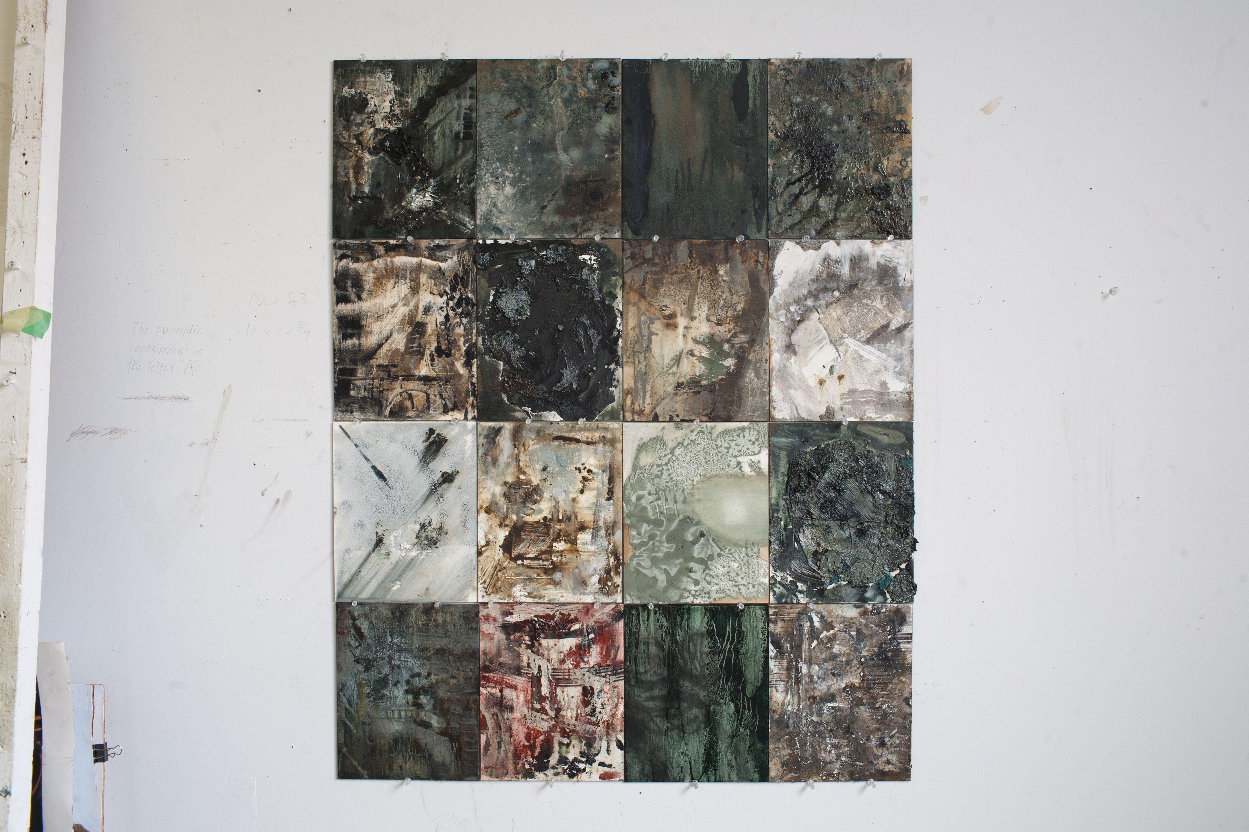 Nick Bierk | StudioBeat Artists Work | Artist at work ...