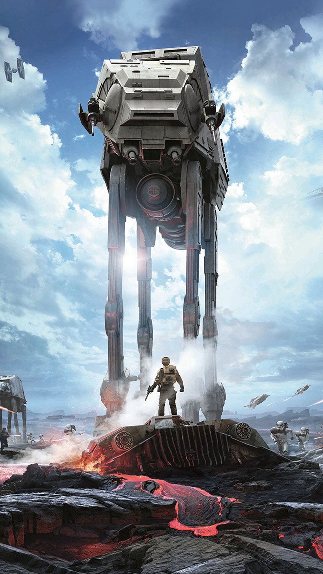 Battlefront 3 Game Nerd Awesome Art Illust Iphone 6 Plus