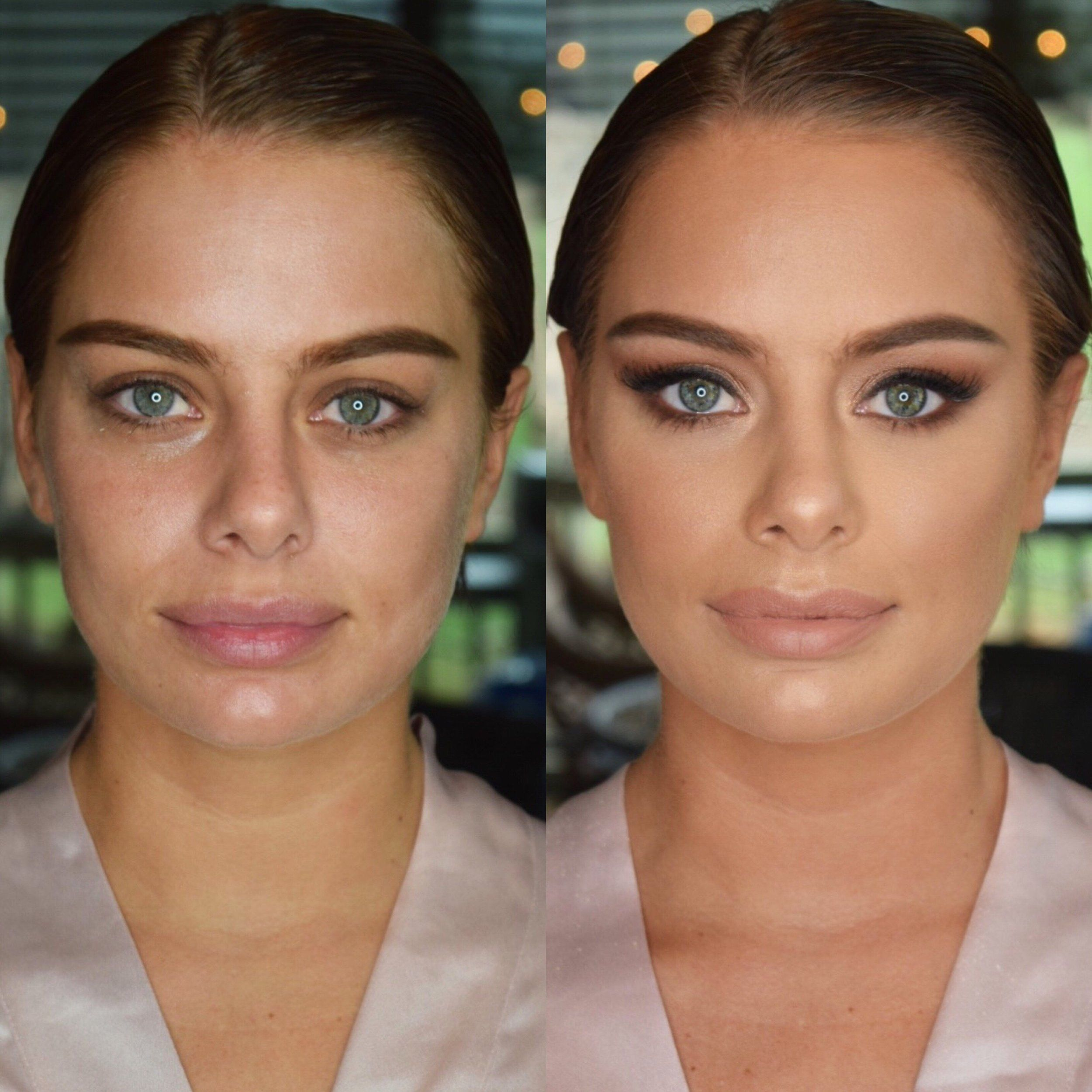 Pittsburgh Prom Makeup (With images) Bridesmaid makeup